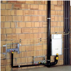 riscaldamento capannoni industriali