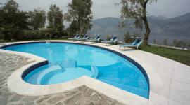 manutenzione di piscine