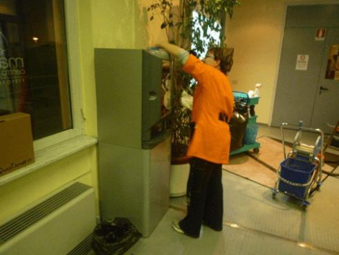 Pulizia straordinaria e manutenzione di qualsiasi ambiente, di ogni dimensione