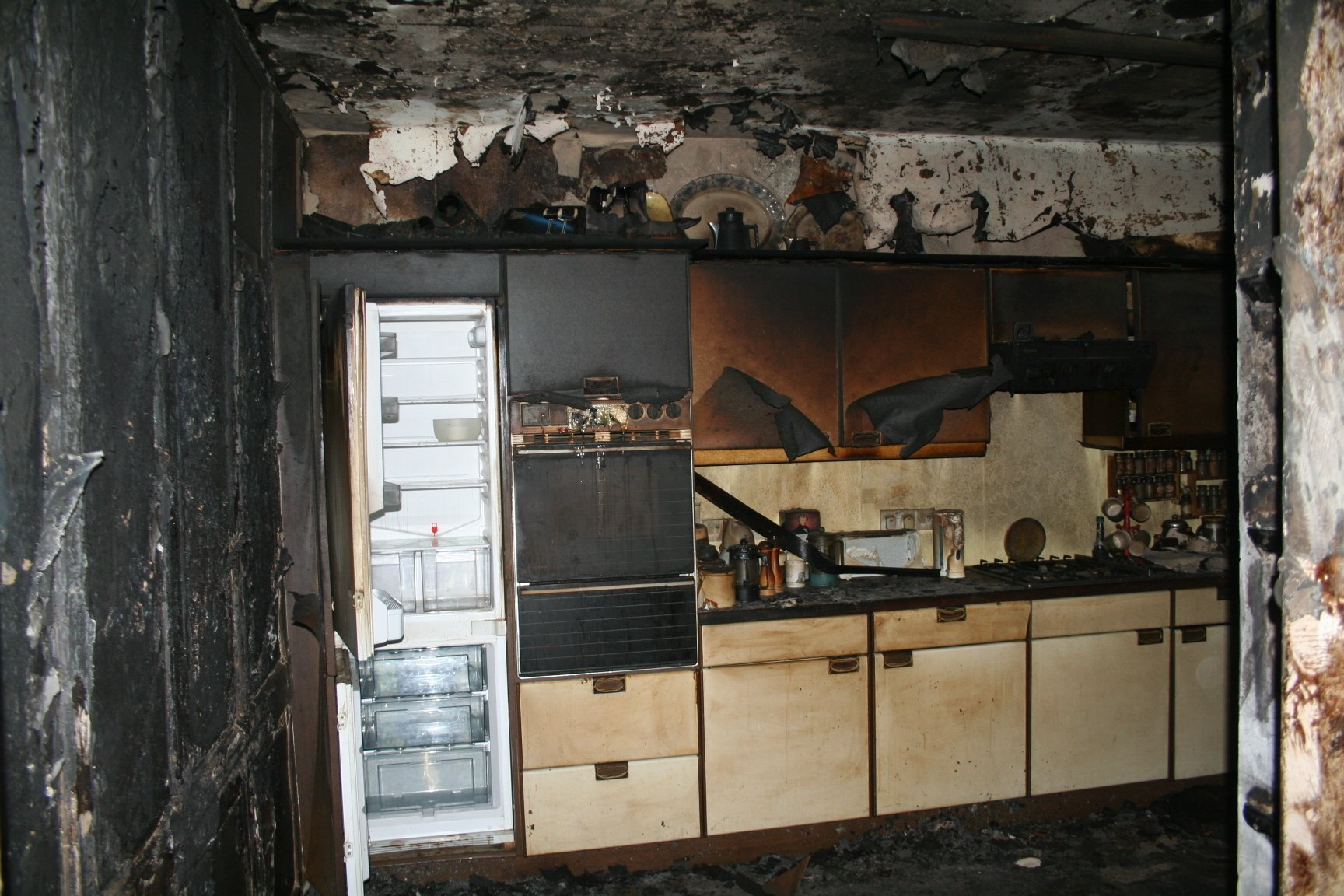 Fire-Smoke-Soot Removal and Cleanup in Naples, FL