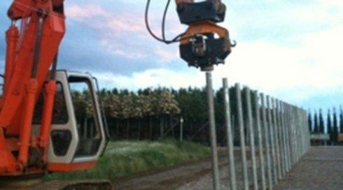 palificazioni agricole per nuove piantagioni