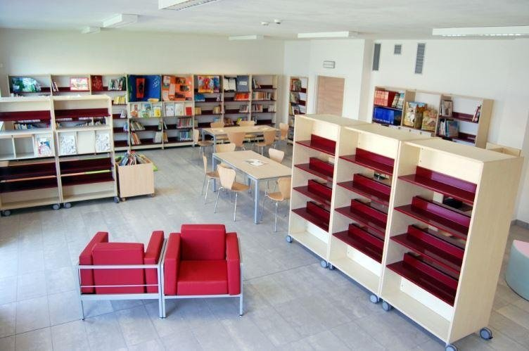 arredo biblioteche