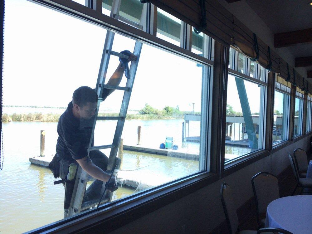window cleaning San Francisco, CA