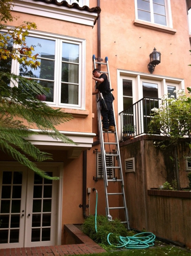 window cleaning services San Francisco, CA