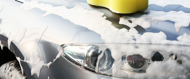 lavaggio auto a Carmagnola
