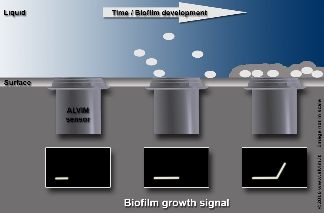 Important advantages of the ALVIM technology compared to other
