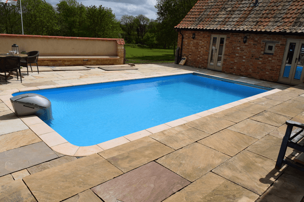 Outdoor Propa pool