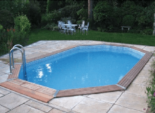 Polypropylene pool