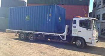 advanced heavy haulage tilt tray transport and towing service