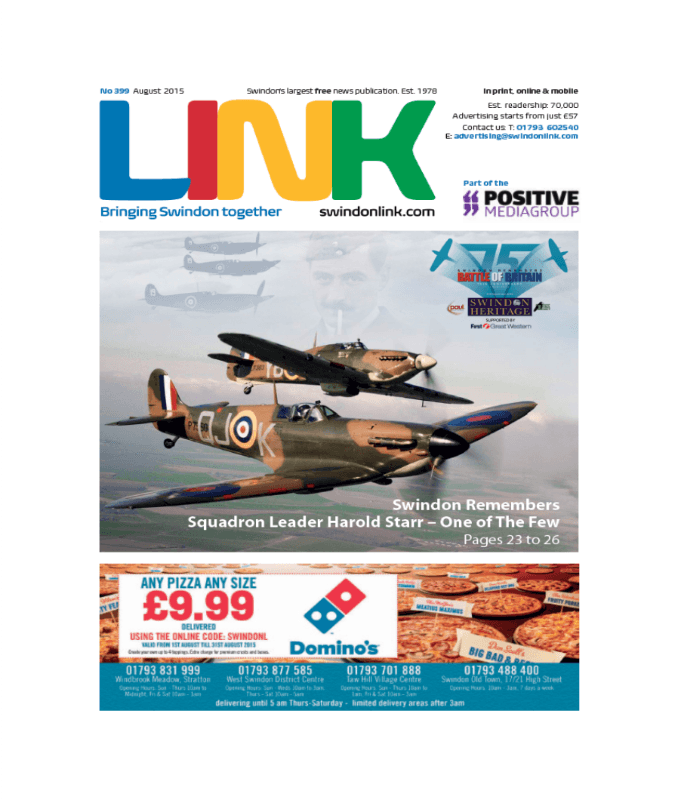 Swindon Link provide superb advertising and marketing deals