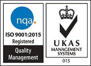 ISO 9001:2015 - Quality logo