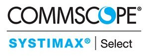 Commscope systimax select logo