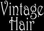 Vintage Hair logo