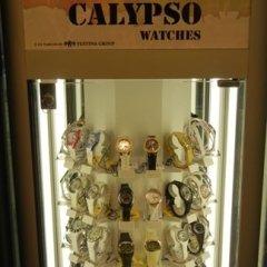 riparazione in sede orologi calypso