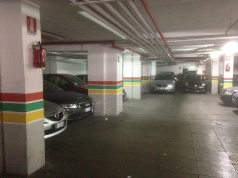 Parcheggio interno