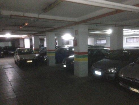 Parcheggio riservato