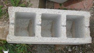manufatti cemento 20x20x40