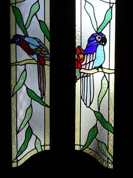 edwards leadlights stained glass design