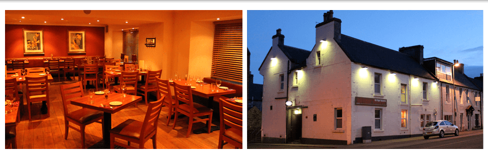 Bed and Breakfast - Thurso, Caithness - The Holborn Hotel - Hotel1
