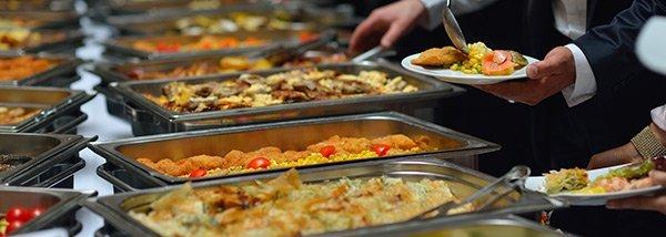 Wedding Reception Food Ideas - Weston Lanes