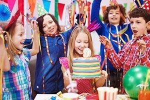 Kids Bowling Alley Party - Weston Lanes
