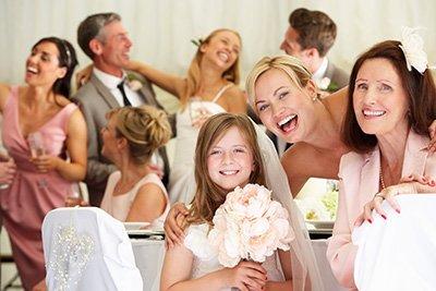 Planning a Wedding Reception - Weston Lanes