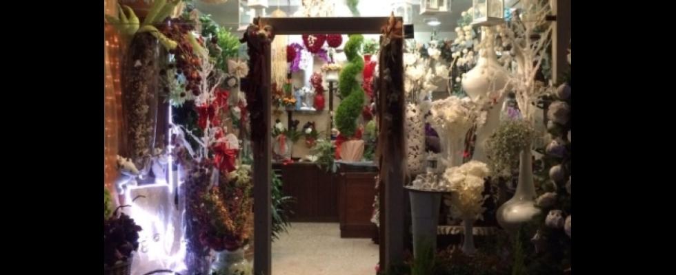 negozio fiori e addobbi e floreali