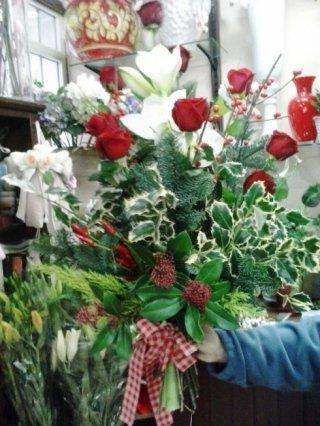 composizioni floreali per ogni occasione e natalizie