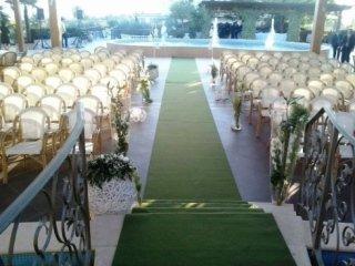 addobbi chiese per matrimoni