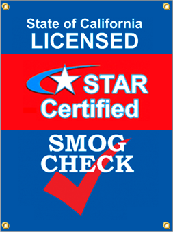 Star Certified Smog Check and Repair
