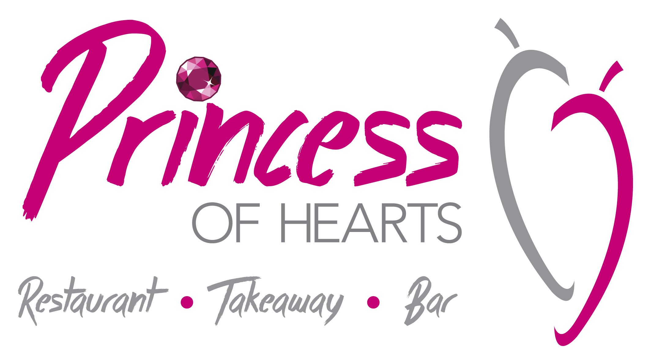 Princess of Hearts Logo