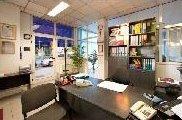 carrozeria Zorzi, interno dell'ufficio