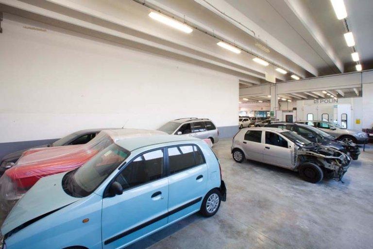 carrozzeria auto multimarca