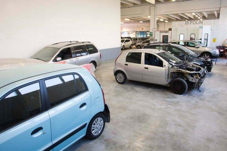 sostituzione carrozzeria auto