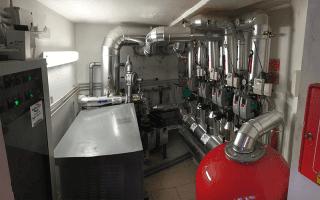 impianto di trattamento aria