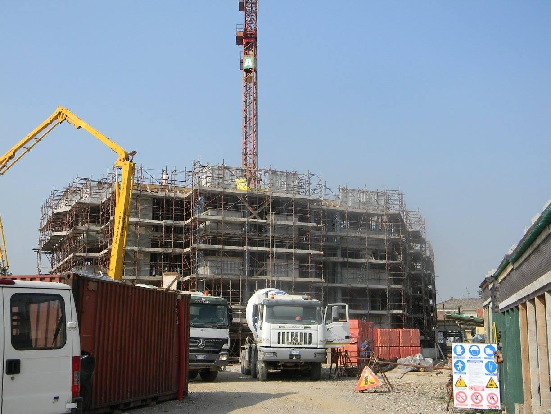 Casa in costruzione
