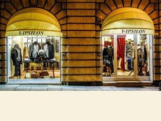 negozio abbigliamento uomo genova