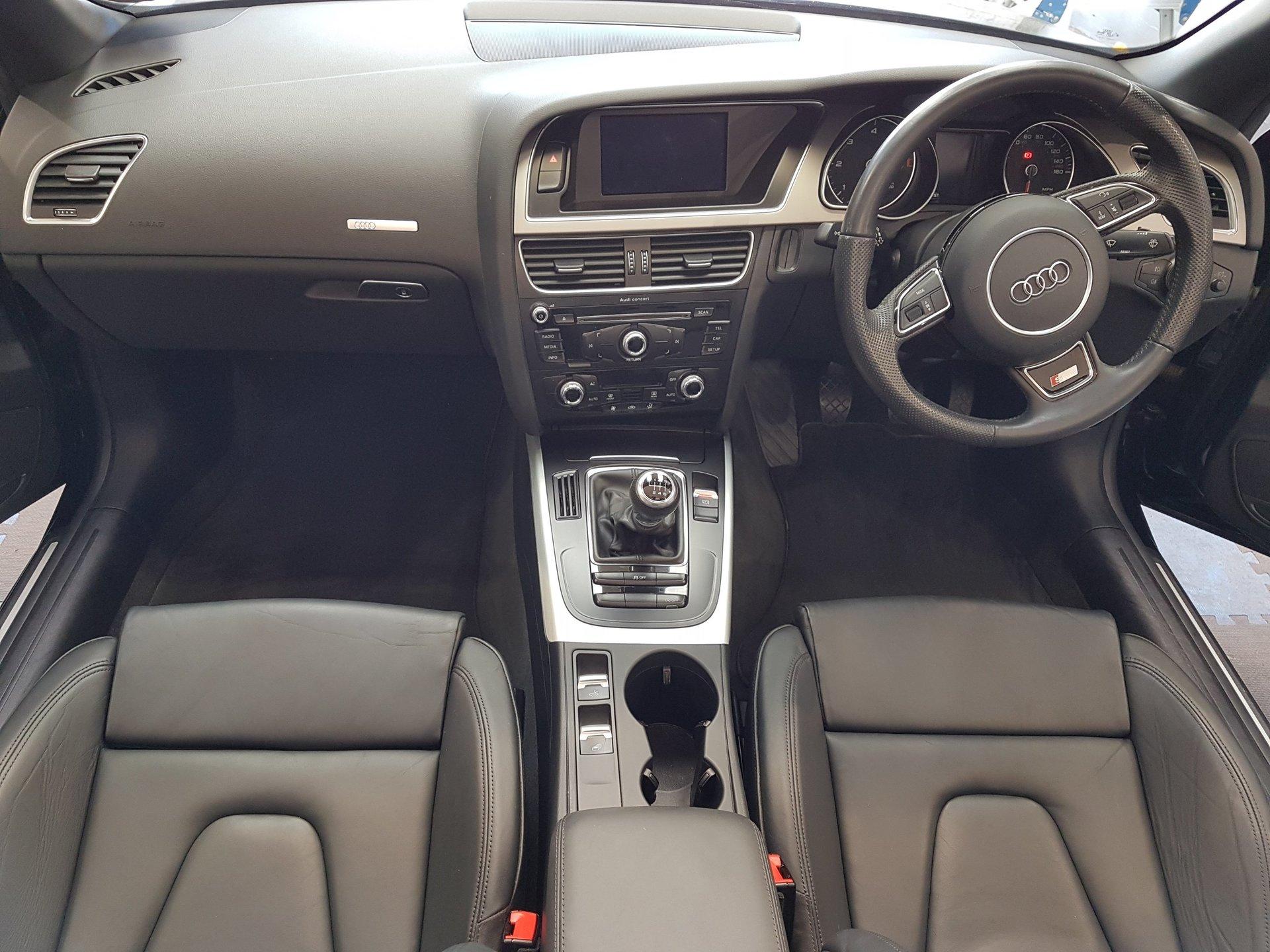 We Provide A Full Car Valet Service In Easton In Gordano - Audi car valet