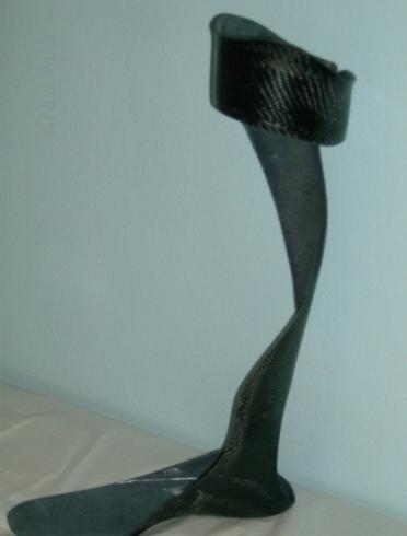 Protesi gamba