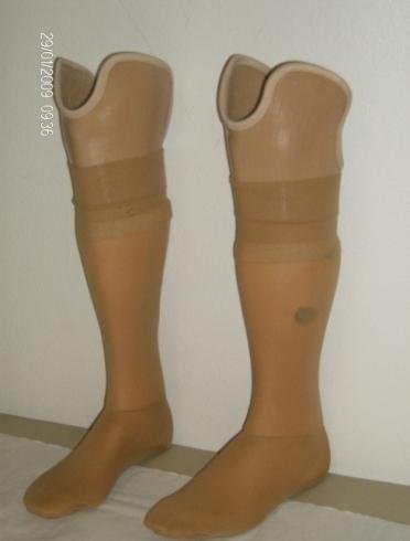 Gambe artificiali