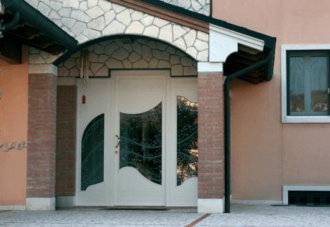 Porte D Ingresso Cagliari Mgm Infissi