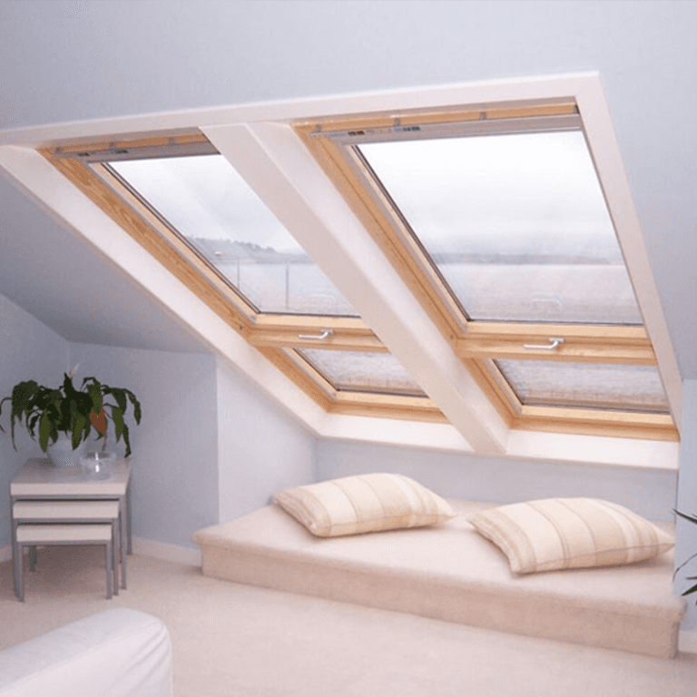 MGM Infissi: vendita a Cagliari di abbaini finestre per tetti e tunnel solari