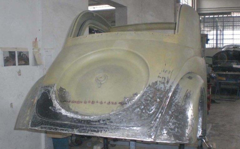 restaura la tua vecchia auto