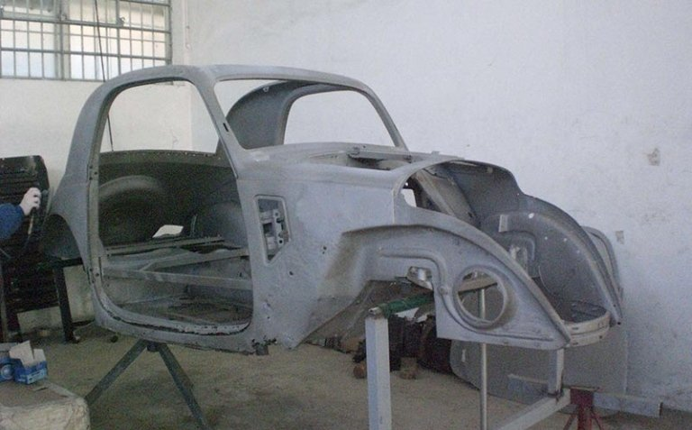 servizi restauro auto