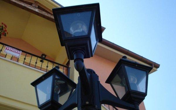 illuminazione esterna condominio