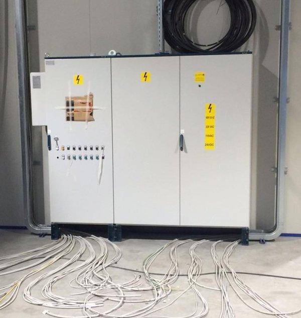 Quadri elettrici e di comando