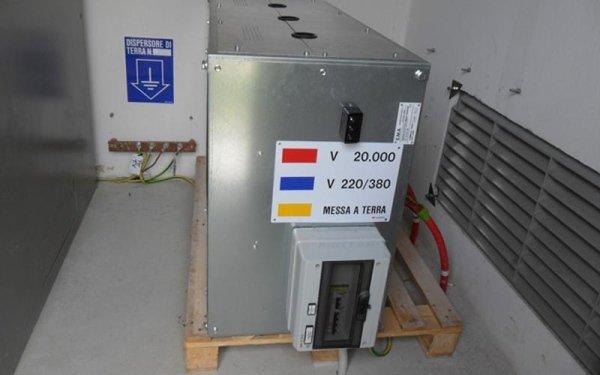 macchina impianto fotovoltaico