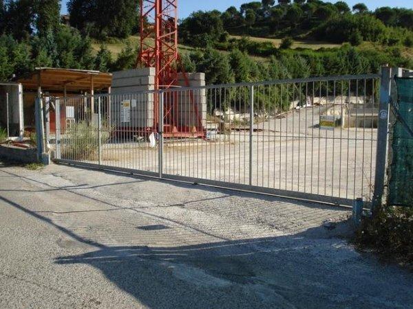 apertura cancello automatico