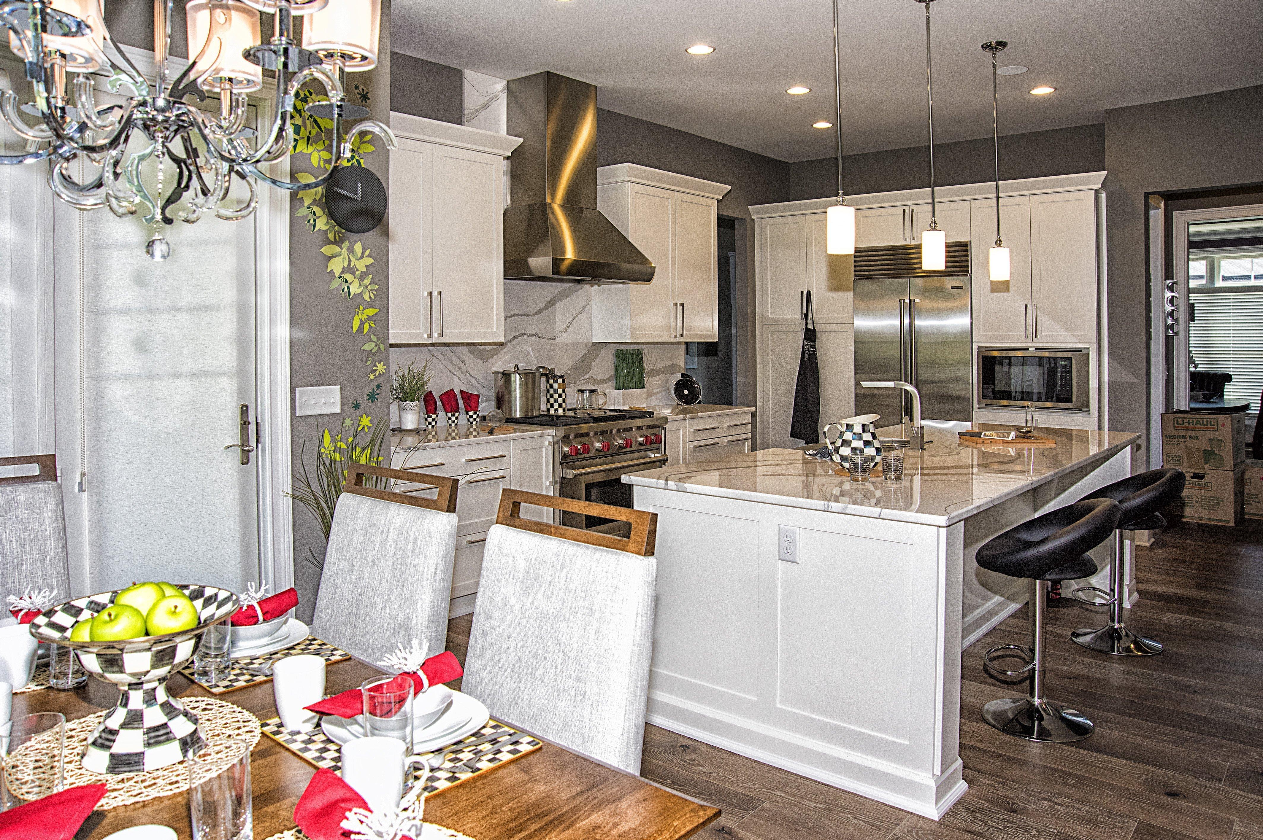Custom Home Kitchens - Clarence, Amherst & Buffalo, NY