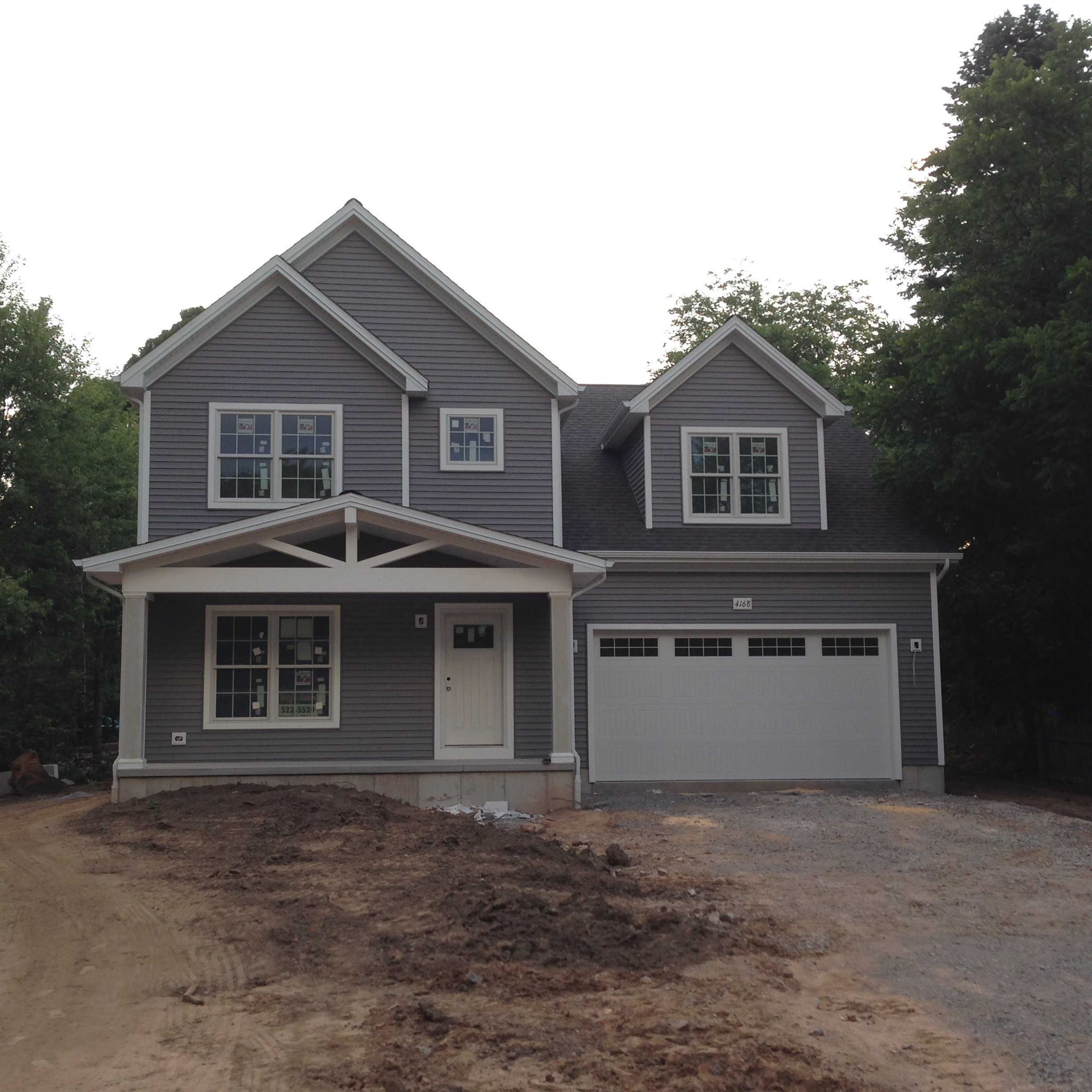 Wildwood Dr. New Home Construction - Clarence, NY